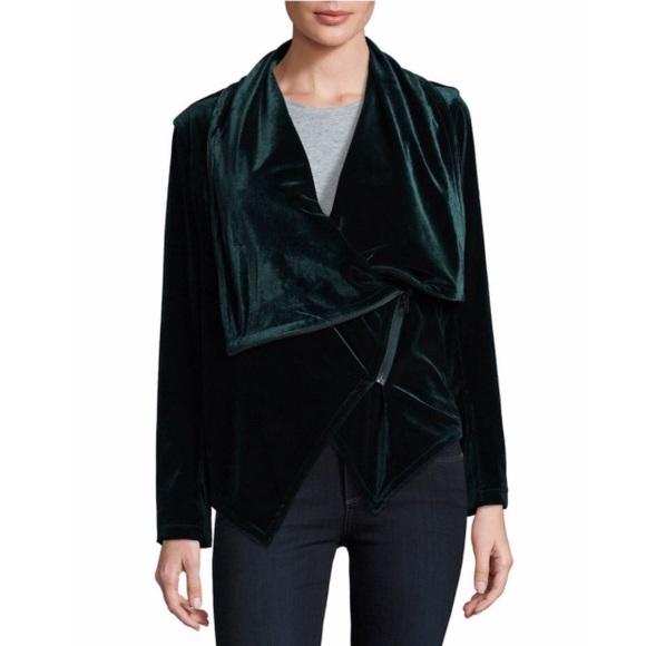 Blank nyc velvet jacket size small NWT